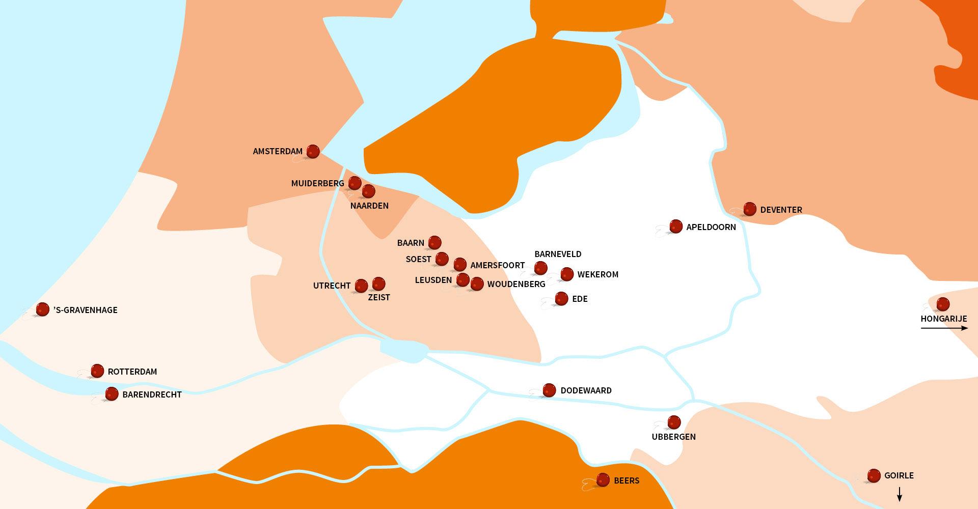Waar was Bakkie van www.neusvoorcontact.nl Utrecht,Den Haag,Rotterdam,Barendrecht,Muiderberg,Naarden,Zeist,Baarn,Soest,Leusden,Amersfoort,Woudenberg,Barneveld,Wekerom,Ede,Dodewaard,Ubbergen,Beers,Apeldoorn,Deventer,Goirle,Amsterdam, De Bilt, Bilthoven