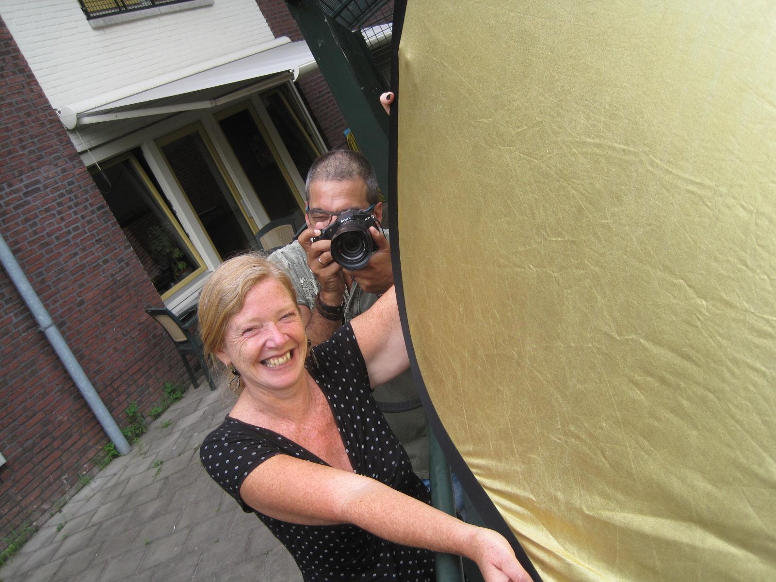 Ruben Keestra maakt foto's Auteur Ingrid Keestra www.mantelzorgerderliefde.nl positieve mantelzorggids met medewerking van Myra Steens www.neusvoorcontact.nl
