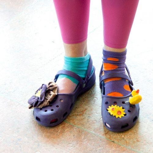 Schoenen van miMakker Bakkie www.neusvoorcontact.nl Foto Claudia Otten