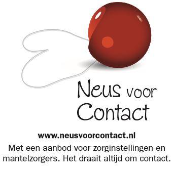Logo en beschrijving van www.neusvoorcontact.nl