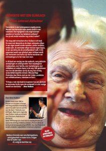 achterzijde boek dementie Arnio Huibers clown miMakkus